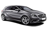 Car rental Mercedes-Benz